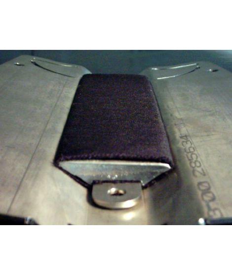 P-weight, Bleistange für Backplates