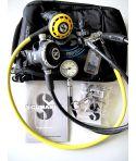 Deepstop-Scubapro Monoflaschen-Set MK 25 EVO-G 260