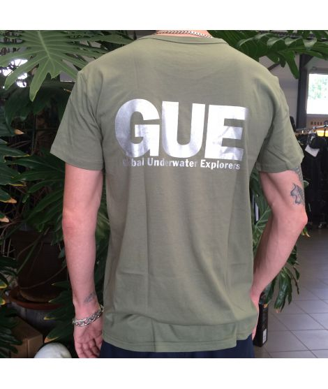 GUE Shirt Military Green