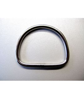 D- Ring inox