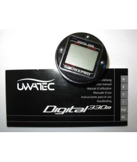 Uwatec/Scubapro Digitaler Bottomtimer 330m