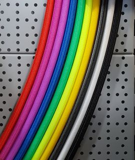 Miflex regulator-hoses Color