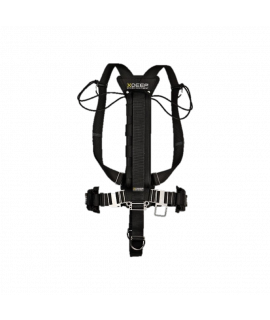Stealth 2.0 Harness with Weight System for Sidemount Diving