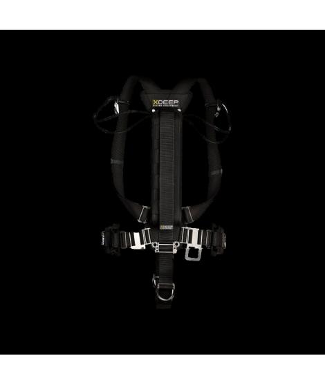 Stealth 2.0 Harness mit Gewichtssystem