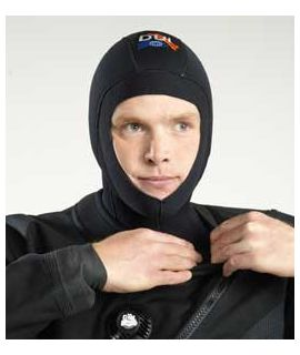 DUI Warmneck Hood 7 mm