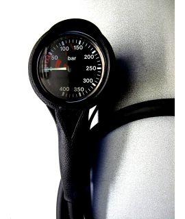 Compact BLACK Manometer