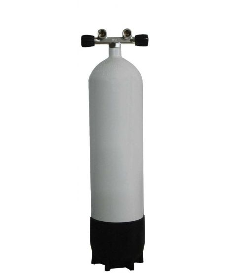 12 Liter Stahl 300 bar