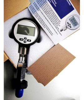 Digitaler Prüfmanometer