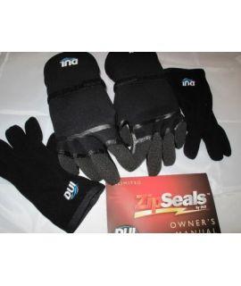 DUI-Zip Seal Handschuhe komprimiertes Neopren