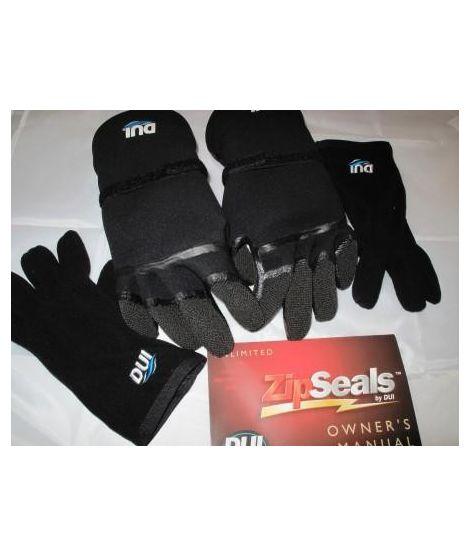 DUI-Zip-Seal Gloves compressed Neopren