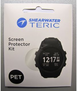 Shearwater TERIC Screen Protectorkit