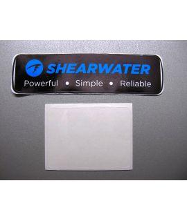 Shearwater PERDIX Screenprotector