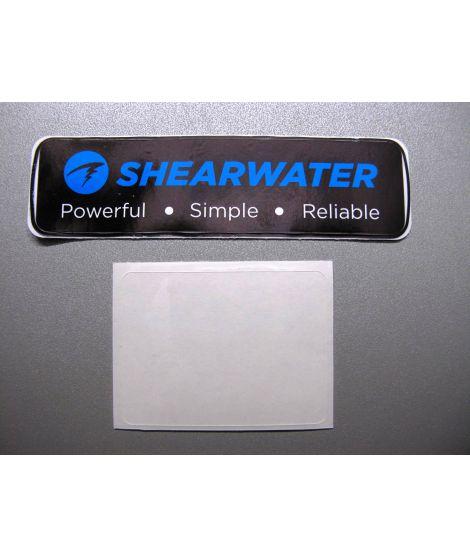 Dispalyschutz für Shearwater-Perdix
