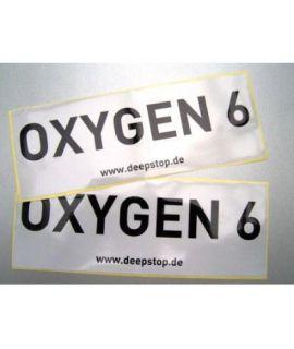 Deepstop-Oxygen MOD Label
