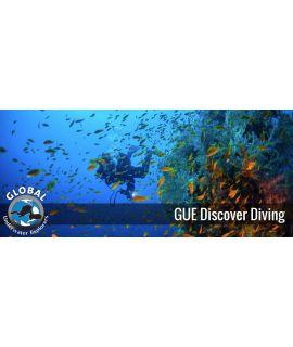 GUE Discover Scuba Diving