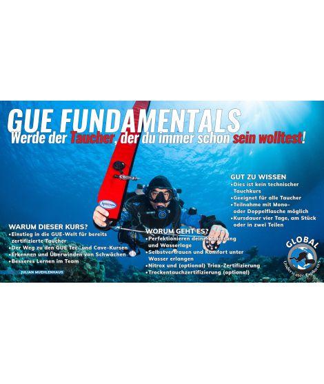 GUE Fundamentals Intensiv