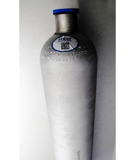 Faber 3 Liter  Stahl 230 bar HOT Dipped