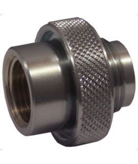 Adapter M26 female to DIN 232 Male