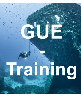 GUE Trainingdive - 1/2 day
