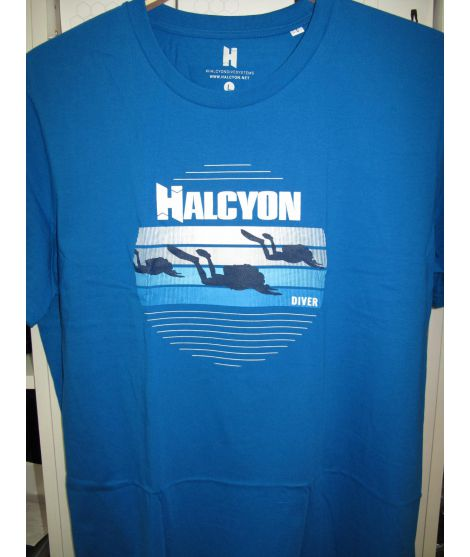 Halcyon T-Shirt BLUE