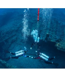 GUE Rec 2 - Rescue & Triox