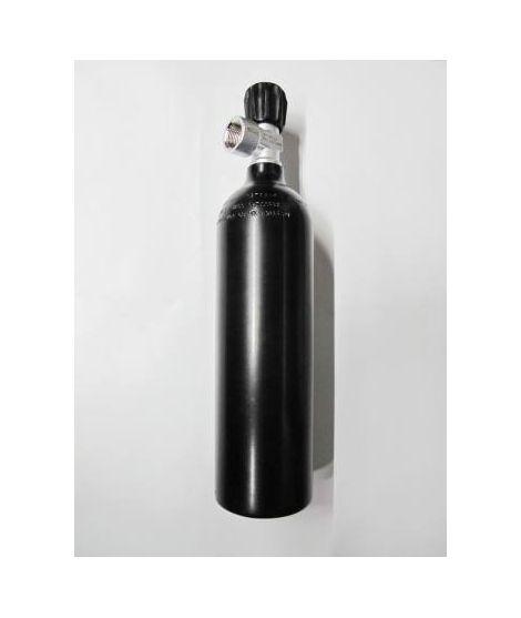 0,85 Liter Aluflasche