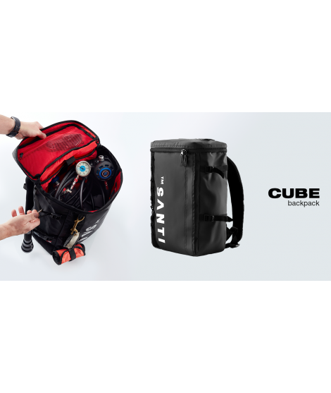 SANTI CUBE Backpack