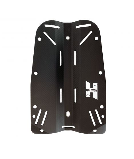 Halcyon CARBON Anniversary-Backplate