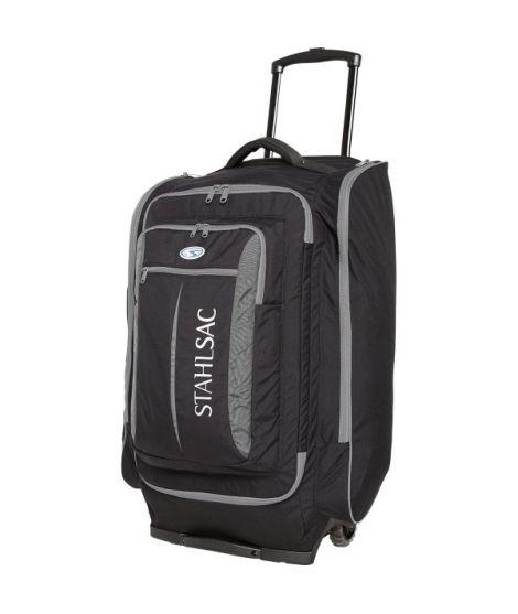 STAHLSAC Caicos Cargo Pack, grey-black