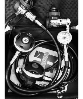 Halcyon Doppelgerät-Atemreglerset H75P