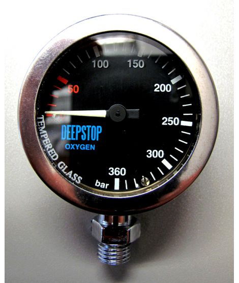 Deepstop Oxygen SPG Black PVD