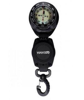Kompass mit Retraktor