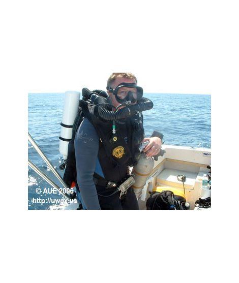 Halcyon Explorer CCR35 Wing