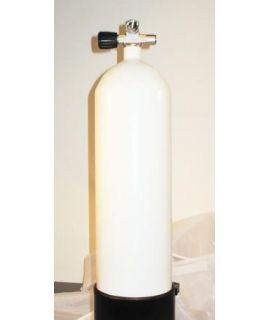 12 Liter Stahl, lang