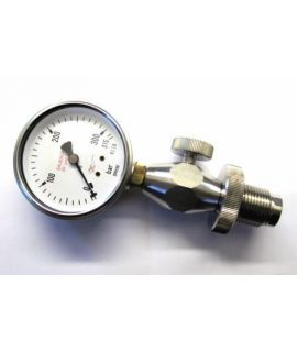 SS Metal Oxygen Pressuretester