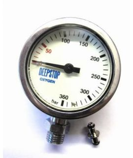 Deepstop 300 bar Mineral Oxy-Manometer