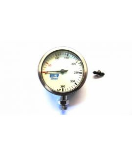 Deepstop 300 bar Oxy-Manometer BIG
