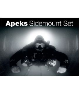 NEW Apeks Sidemount Set