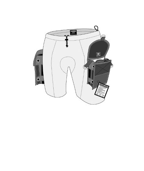 Highland Neopren Cargo Shorts