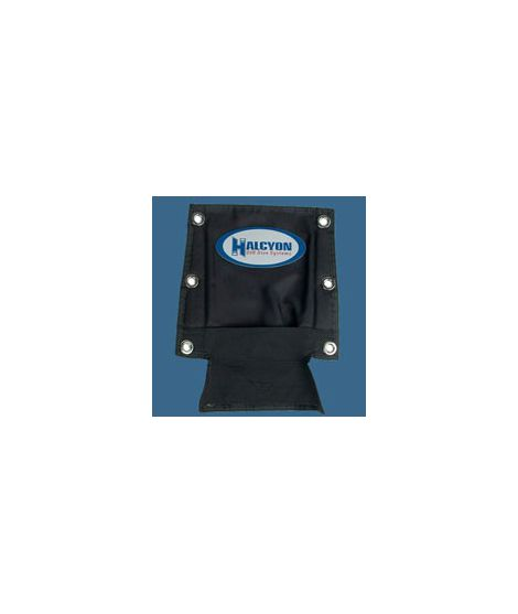 Halcyon MC Backplate-Storage Pack