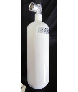 1 Liter Stahlflasche