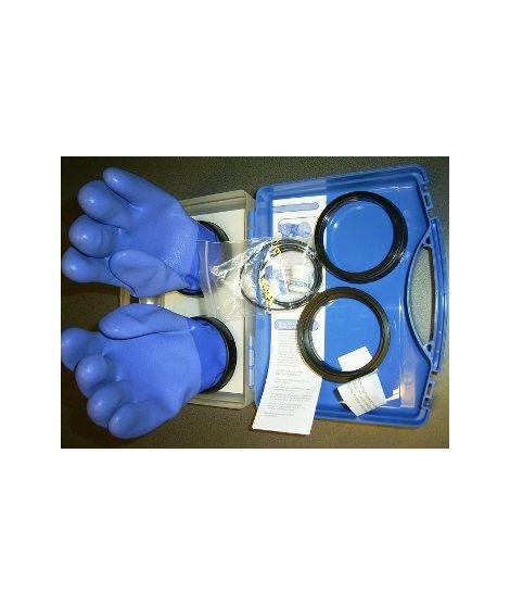 Rolock Trockenhandschuhsystem