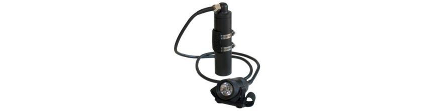 Sidemount Lampen