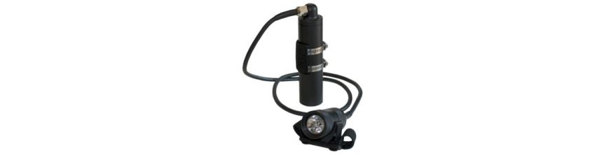 Sidemount Lights