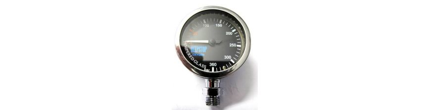 Deepstop Manometer