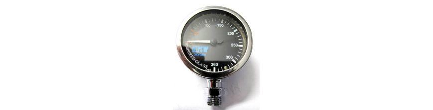 Deepstop Pressuregauges