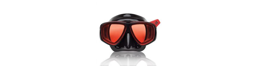 XS Scuba Filtermaske SWITCH