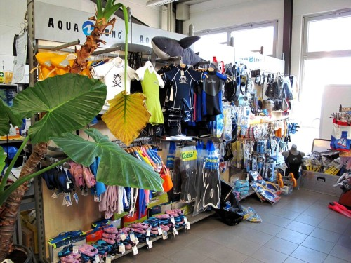 Deepstop Watersports Shop