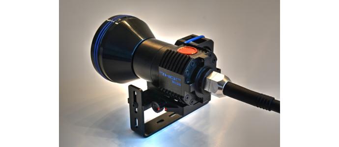 Die neue Unterwasserlampe